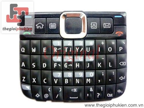 Vỏ Nokia E63 Xanh