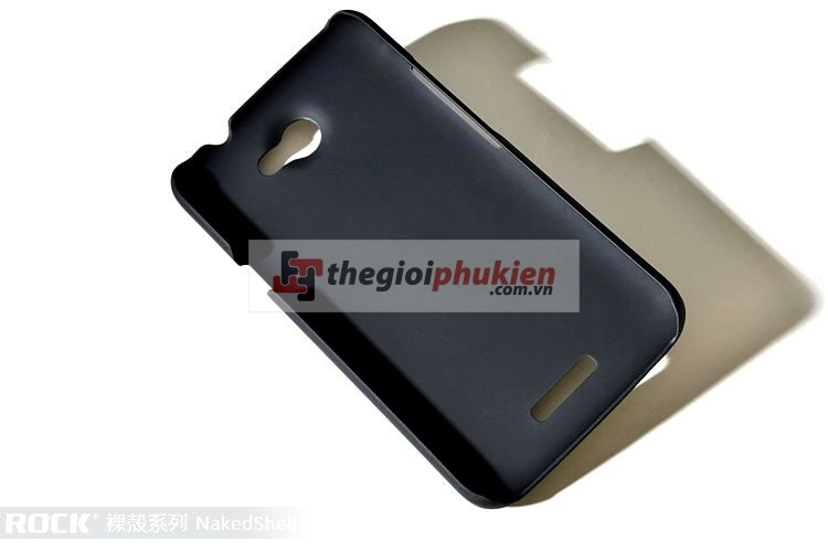 Ốp HTC One X - Rock NakedShell