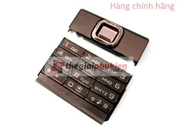 Vỏ Nokia 8800 Sapphire