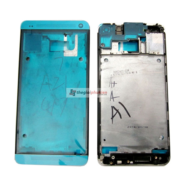 Khung viền mặt trước HTC One M7
