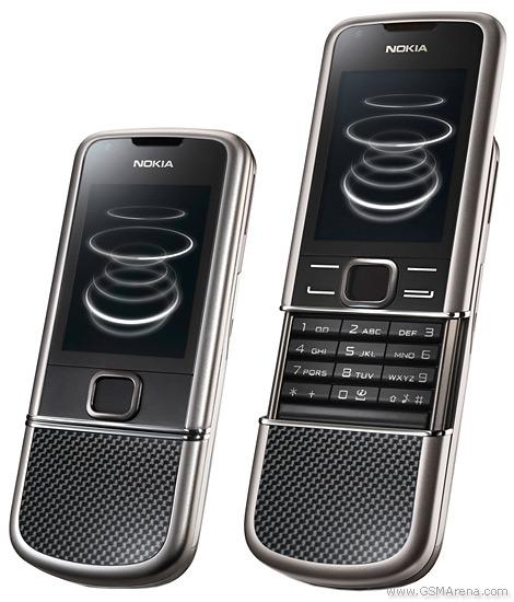 Nokia 8800 Cacbon Arte