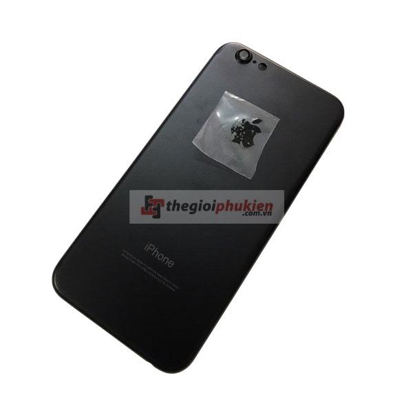 Vỏ iPhone 7 thay iPhone 6 black