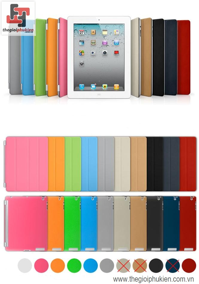 Bao da Ipad 2 - Smart cover + Hard case for IPAD 2 ( Polyurethane )