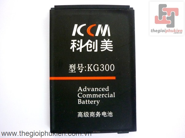 Pin KCM LG KG300
