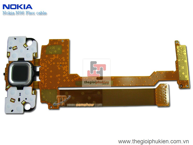 Nokia N96 flex cable