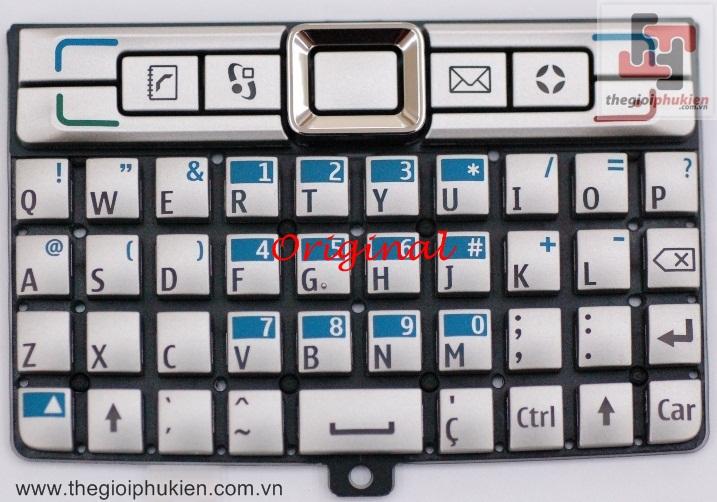 Phím Nokia E61i Original
