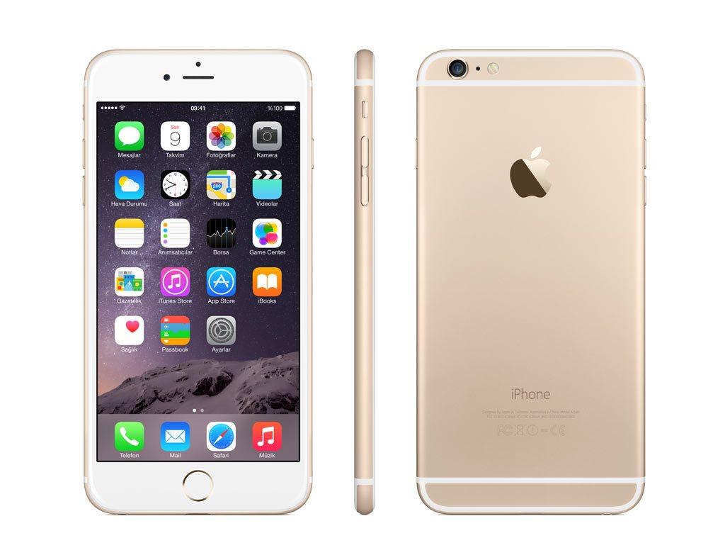 Iphone 6 plus - 64G gold,xám,bạc
